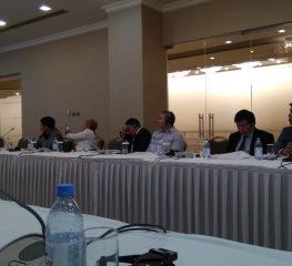 Первое заседание рабочей группы ОЭСР