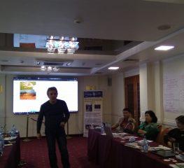 Встреча в рамках проекта «Экономическое развитие в Центральной Азии»