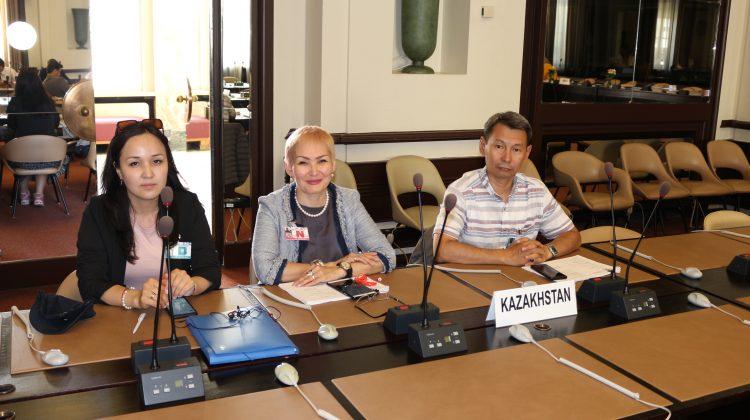 Сессия специализированной секции ЕЭК ООН по стандартизации