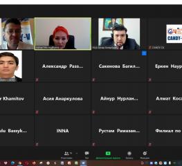 Заседание рабочей группы Республики Казахстан по созданию благоприятных условий для внедрения стандарта GlobalG.A.P.