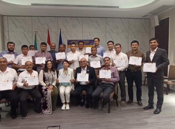 С 23 по 30 июня текущего года в Алматы прошел региональный тренинг GlobalG.A.P.