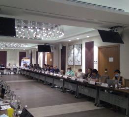 Пятое заседание Центрально Азиатской рабочей группы по продвижению экспорта сельхозпродукции из Центральной Азии (ЦАРГ).